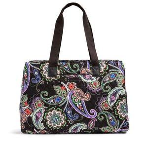 Keep Charged Triple Compartment Bag  Kiev Paisley